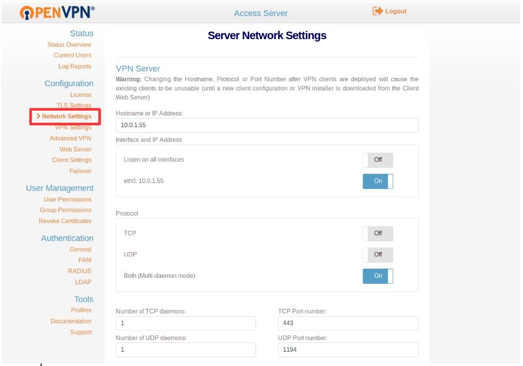How to Setup OpenVPN Access Server on Ubuntu/CentOS  – DevOpsAGE